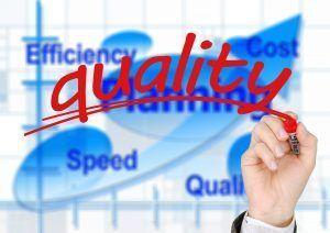 ISO 9001:2015 La terminología ha cambiado