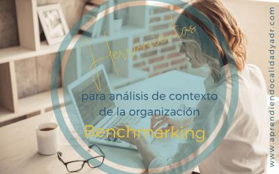 Herramientas para análisis de contexto: Benchmarking