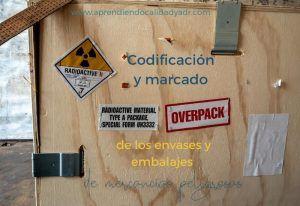 Codificación y marcado de envases y embalajes