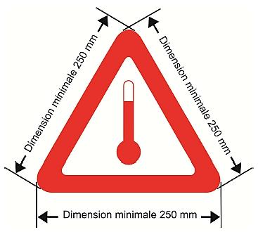 marcado y etiquetado de vehículos