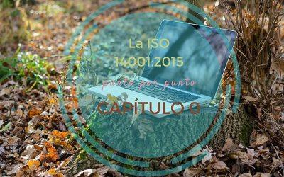 ISO 14001 Capítulo 0