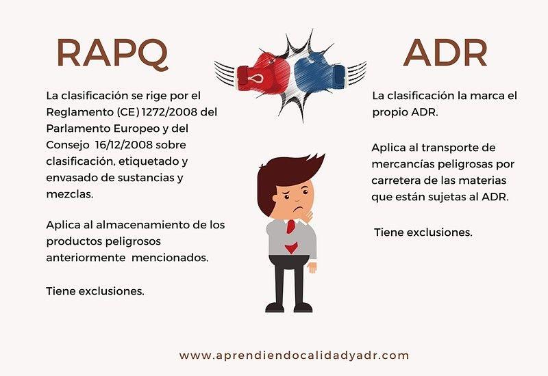 RAPQ vs ADR